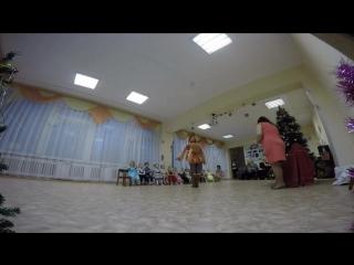 2016-12-30 Группа 1: Грибок - Утренник (д/с Дружная семейка)