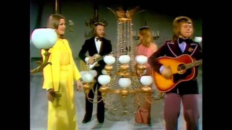 ABBA Ring Ring (HQ) Austrian TV 1973