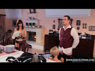 Nasta Zya, Romana (Rita Peach) - Claire Castel _ Femme de chambre