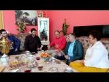 Сергей и Валентина Козейчук подарили Исмагилу Шангарееву