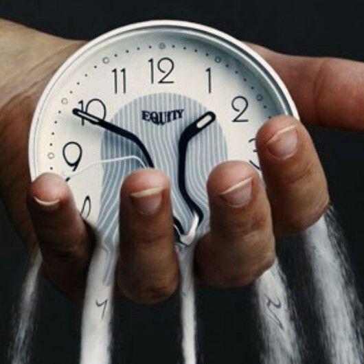 Отказавшись от фразы 'У меня нет времени…', вы скоро поймете, что у ва