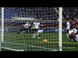 Чемпионат Италии 2016-17 / Лучшие голы 14-го тура / Топ-5 [HD 720p]