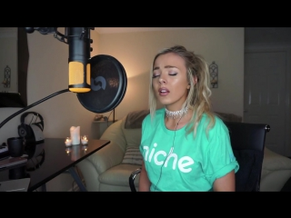 Красавица Samantha Harvey спела песню из Титаника