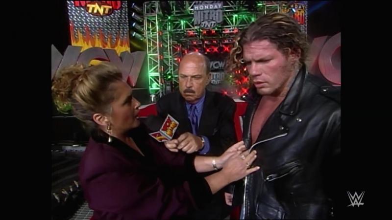 Ravens mom surprises her son_ WCW Nitro, Dec. 21, 1998
