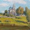 Храм Преображения Господня в селе Поводнево