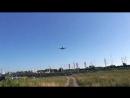 Посадка Airbus A-320