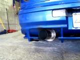 Выхлоп - Nissan Skyline GT-R R34