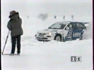 staroetv.su / Русское кольцо (2х2, 1997) Ралли
