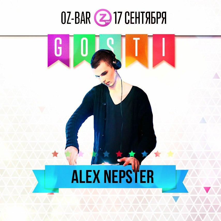 Gosti: Alex Nepster
