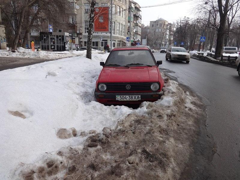 Харьковчанам придется раскошелиться за «подснежники» (ФОТО)