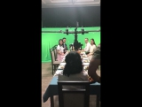 Backstage/ Шахноза и Зарина на съемках! #promodelagency @promodelagency