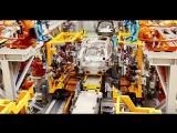 Range Rover Velar | Производство