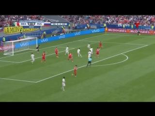 Мексика 0-1 Россия   Гол Самедова