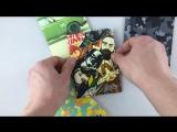 Бумеранг с обложкой Cactus Stikerbombing