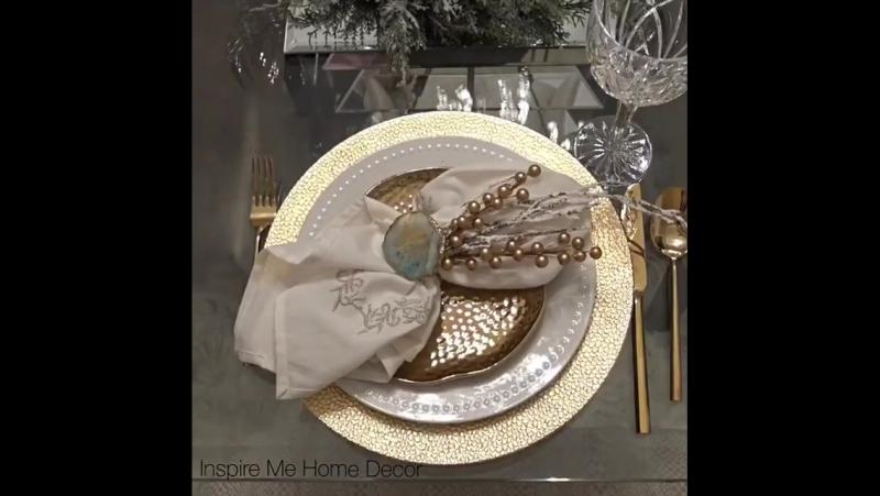 сервировка стола.#идея #дизайн #интерьер #декор