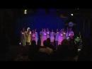 Анна Казаченкова и Анастасия Абрашкина Мир без войны отчётный концерт студии Ксении Соловьёвой 2016 год