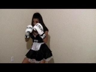 Nicole Oring Costume boxing
