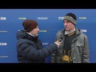 Флеш-интервью Антона Бугреева из команды «Две совы»