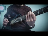 Schecter C-8 DELUXE Slap &amp Shred