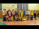 Житомирські баскетболісти позмагались у товариському турнірі