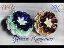 Цветок капучино