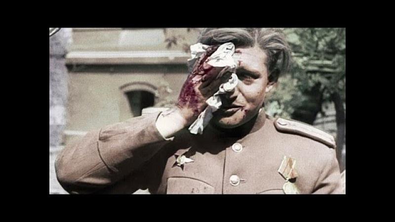 Battle of Berlin 1945 Nazi Germany vs Soviet Union HD