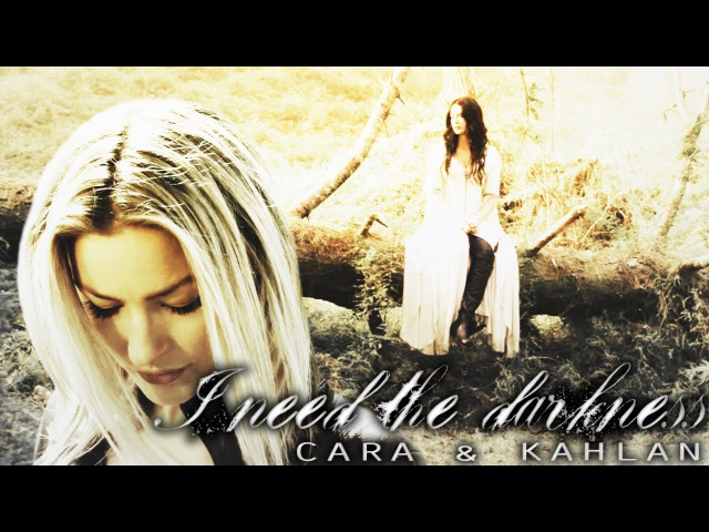 Cara Kahlan I need the darkness [the Mord-Sith arrival ● Part 2/2] {Kahlan's POV}~