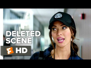 Teenage Mutant Ninja Turtles: Out of the Shadows Deleted Scene - Kiss Me (2016) - Megan Fox Movie HD
