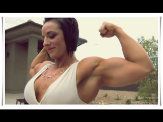 🏋 Most Beautiful Female Fitness With Awesome Bicep Muscles