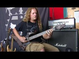 Dan Mongrain (Voivod) ,Nameless Faceless Neverborn (Martyr) Guitar Playthrough