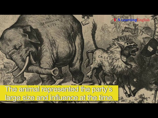 U.S. Political Party Animals