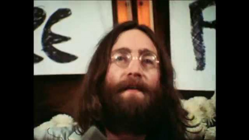 Give Peace A Chance Plastic Ono Band