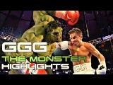 Gennady Golovkin(GGG) -The Monster - Highlights !!