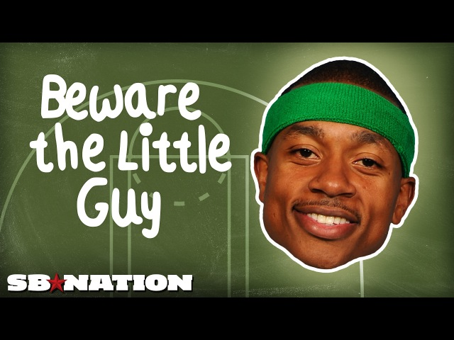 Isaiah Thomas is 5'9 and embarrasses taller players. Here's how he does it.