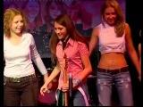 Ранетки (эксклюзив)! презентация группы (закрытый концерт)2005 год
