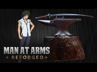 Kennosuke's Sword: Kuromukuro - MAN AT ARMS:REFORGED