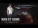 Kennosuke's Sword Kuromukuro MAN AT ARMS REFORGED