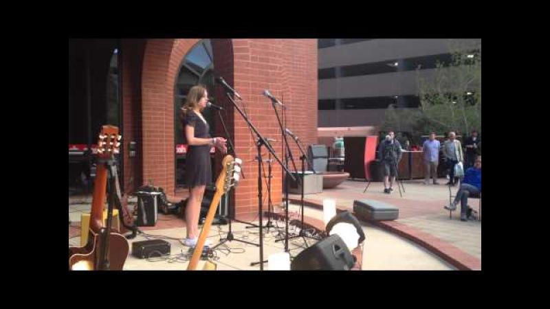 Miette Hope Goldman performs Halo by Beyoncé