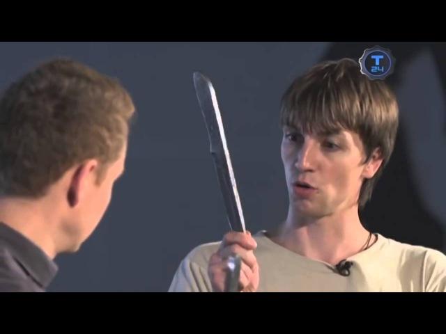 Сюрикены и ножи Лучшие образцы метательного оружия Часть Первая