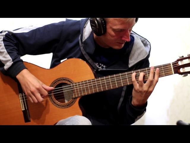 Shore - Fingerstyle guitar (Filippov)| guitar pro ( tabs )
