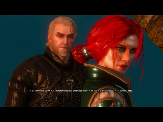 Witcher 3 Triss and Gerald (18)