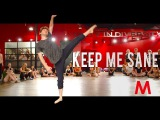 Kacy Hill - Keep Me Sane  Choreography With Nick Lanzisera