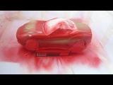 Как покрасить авто самому  How to paint the car yourself