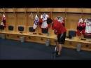 Лучшие хоккейные трюки,финты и дриблинг
