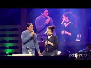 [Unplugged] Sarah Geronimo - Christmas In Our Hearts (with Daddy Delfin)