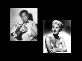 Louis Armstrong and Patti Page Moon river duett mix