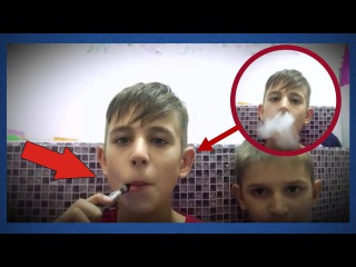 ШКОЛЬНИКАМ 7 ЛЕТ И ОНИ ДЕЛАЮТ ОБЗОР НА ВЕЙП | autistic creativity |