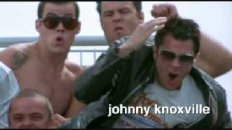 Jackass The Movie 1 Opening ITA