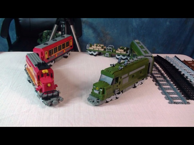 Compatible Ausini Trains First Look Review