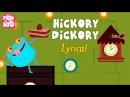 Hickory Dickory Dock Nursery Rhyme With Lyrics Popular Nursery Rhyme With Lyrics For Kids